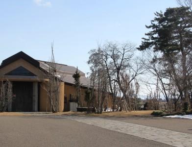 今日の樹下美術館