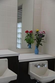 SAのトイレ