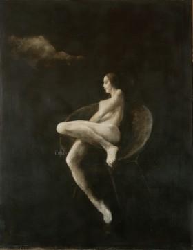 夏の午後145,5×112,1(1981年)