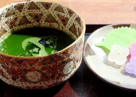 アイス抹茶