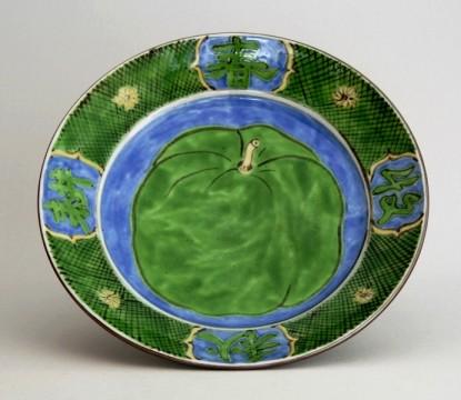 1冬瓜の皿