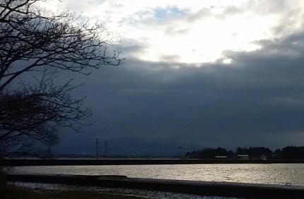 160108の朝日池