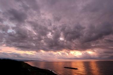 19:39鵜の浜展望台