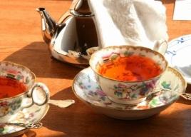 母と飲んだ紅茶