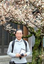 4泰智寺の梅と