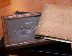 古い画帳など