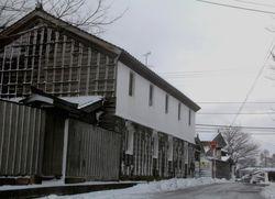 蔵造り風の家