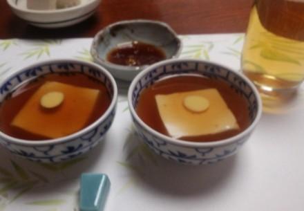 お豆腐料理