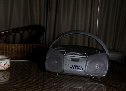 ラジオから弟の声