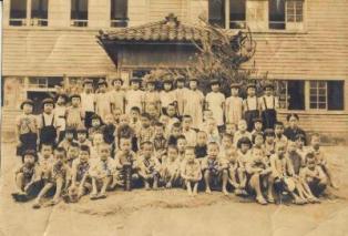 分校2年生の写真