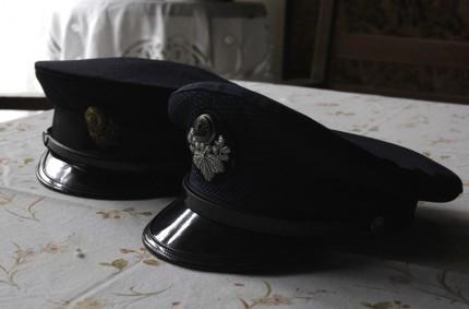 二つの帽子