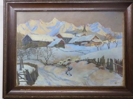 5レルヒ少佐の絵画