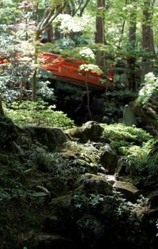 赤欄干の橋