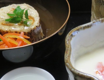 碗物とスープ