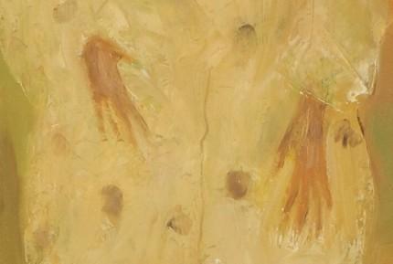 ④黄昏のピエロの手