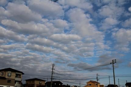 151014今日の空