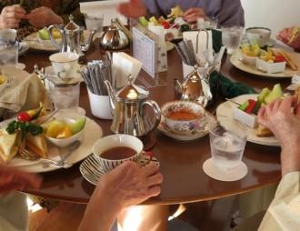 1620331カフェ丸テーブル