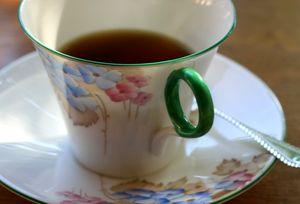 シェリー・リージェントタイプのカップ&ソーサー
