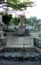 作之助の墓